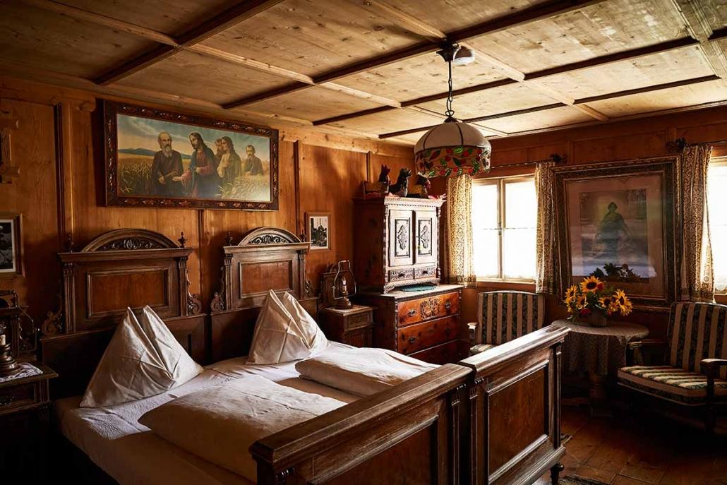 Gästezimmer im Schwaigerlehen - Berngarten